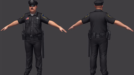 Officer Richard