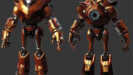 Robomodo Mascot Game Resolution