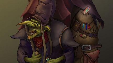 Goblin vendor