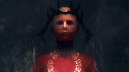 Martian Witch #characterDesign #ConceptArt #DigitalPainting