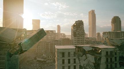 Warzone 3D Environment