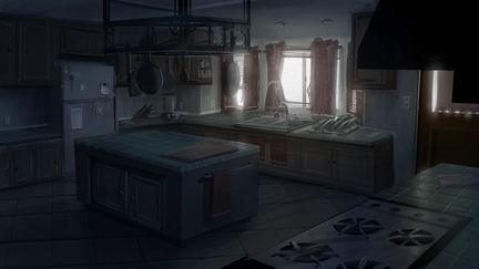 silent hill homecoming kitchen