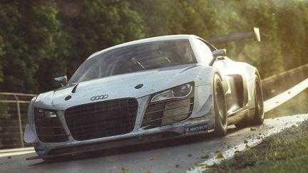 Audi R8 Gt3 - Nurburgring
