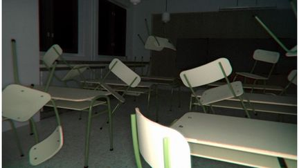 nightmare school