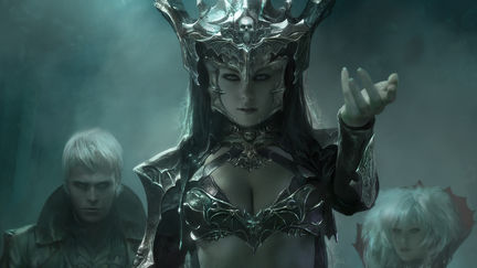 Legend Of The Cryptids: Dark Queen Guinevere (Advanced)