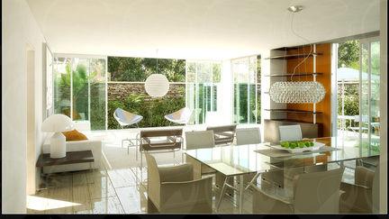 Apartment interiors / Building at Los Naranjos de Las Mercedes, Caracas