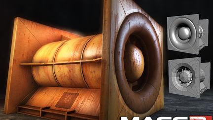 Mass Effect 2 Fan
