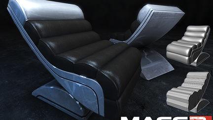 Mass Effect 2 Recliner