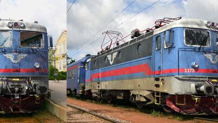 Swedish Rc Train Engine