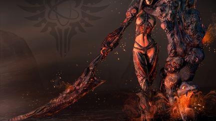Maha Kali - Demon Goddess
