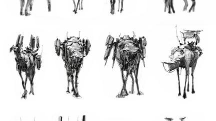Project 77 Concept Art