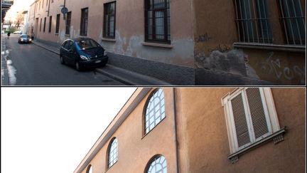 Photorealistic urban insertion 2