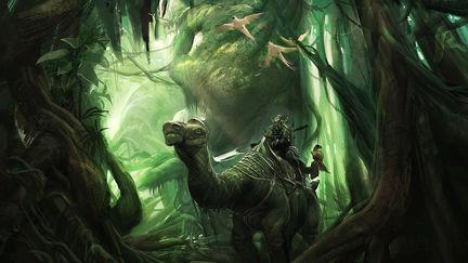 Dinorider