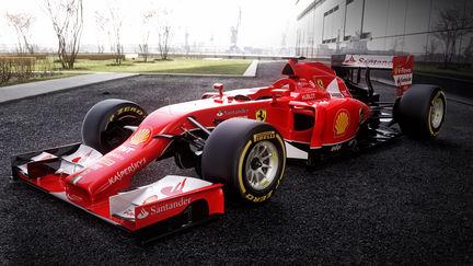 Ferrari F14T 2014