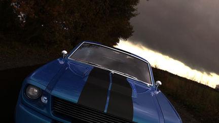 Mustang 65 RR