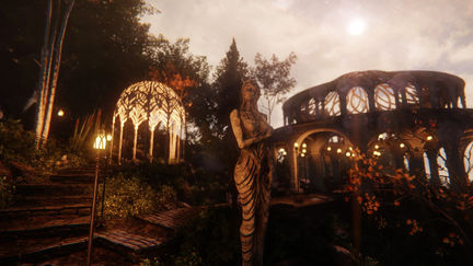 The White Council - CryEngine 3 Map