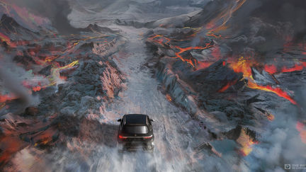 The BMW X7 VR Experience