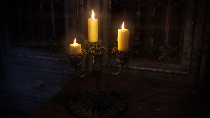 Candle-Stick ver2