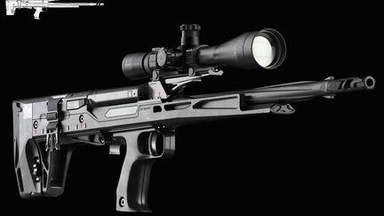 AKULA Ballistic Weapon Design