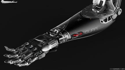 GURA Bionics Concept Design