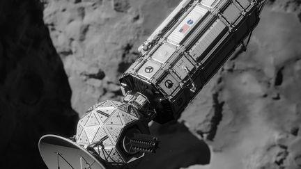 NASA JPL Comet Hitchhiker