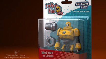 Robofix toy robot