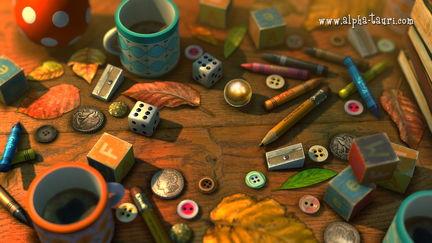 Game art wallpaper