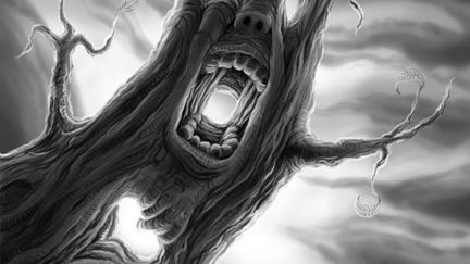 Scream of emptyness