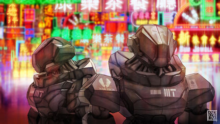 Mong Kok Mercenaries