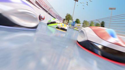 Optical Racing