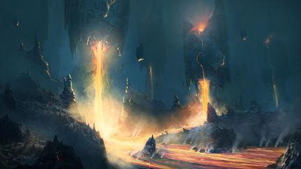 Lost planet 3 artwork
