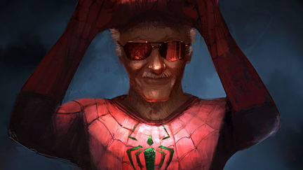 You will always be spiderman, rest in peace