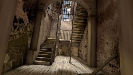 The Old Hallway