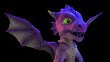 Droi the baby dragon