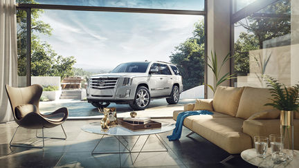Cadillac Escalade [Full CGI]
