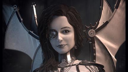 Steampunk Girlfriend