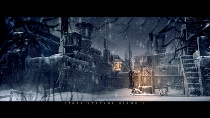 The Cold City