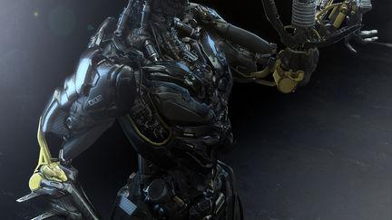 Batman Robotic Support Unit