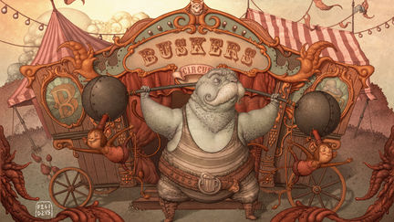 Buskers Circus