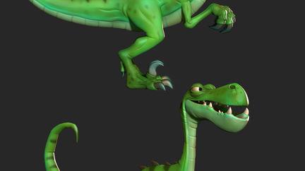Raptor / Disney