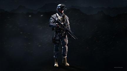Modern Warfighter