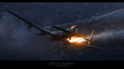 Avro Lancaster - The Last Defender
