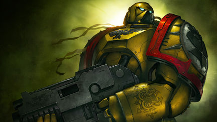 Warhammer 40K: There is Only War