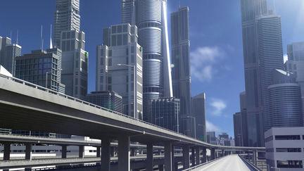 Freeway 02 City