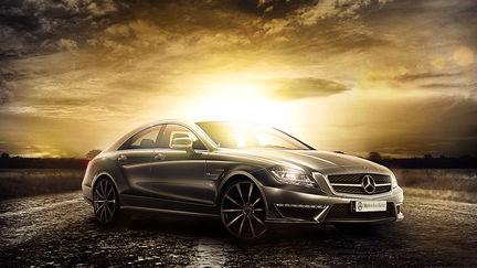 Mercedes CLS 63 AMG 2014