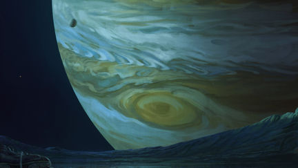 Is there life on the Europa?
