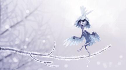 Ugly icebirdielf