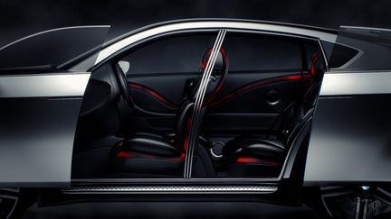 XS LED seats concept