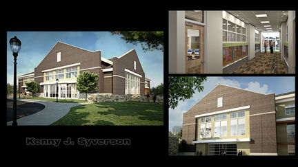 New Primary School For Atlanta International School