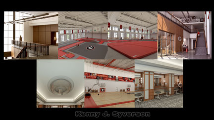 Practice Facility University of Georgia